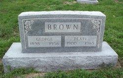 George E Brown