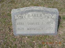 Maymella <i>King</i> Baker