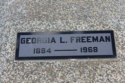 Georgia Lavina <i>Shannon</i> Freeman