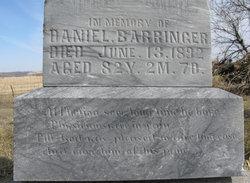 Daniel L Barringer