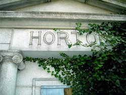 Sarah L <i>Bush</i> Horton