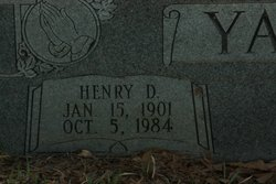 Henry D. Yates