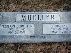 Doris Mae Mueller