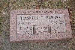 Haskell O Barnes