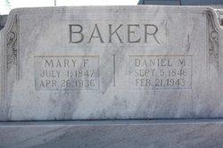 Mary Frances <i>Basinger</i> Baker