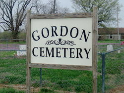 Gordon Cemetery