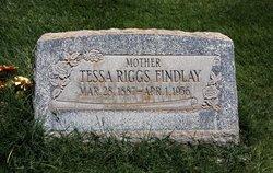 Tessa <i>Riggs</i> Findlay