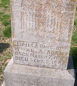 Hattie P. Adams