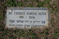 Dr Charles Harold Alper
