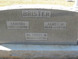 Arminda <i>Hodges</i> Brister