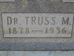 Dr Truss Malcolm Brister