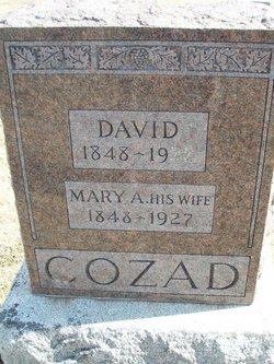 David Cozad