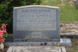 Marguerite <i>Kershaw</i> Brewton