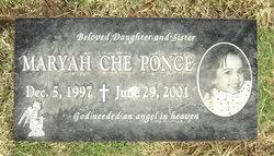 Maryah Ponce