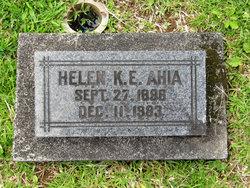 Helen K E Ahia