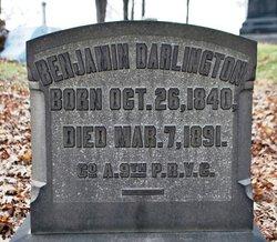 Benjamin Darlington