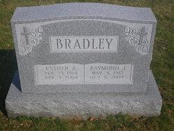 Esther A <i>Stief</i> Bradley