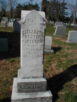 Elizabeth <i>Buchanan</i> McMenamin