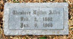 Theodore Lytton Allen