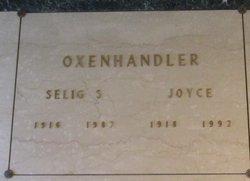 Selig Seymour Oxenhandler