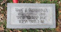 Isaac J. Oxenhandler