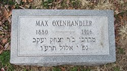 Max Oxenhandler