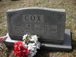 Tina <i>Truslow</i> Cox