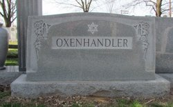 Edward Louis Oxenhandler