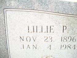 Lillie P Hare