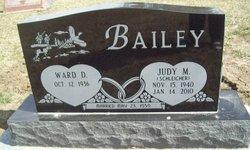 Judy Marie <i>Schleicher</i> Bailey