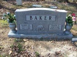 Evelyn <i>Yates</i> Baker