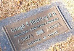 Lloyd E Mottley