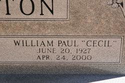 William Paul Benton