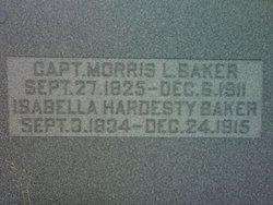 Capt Morris L. Baker