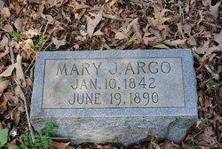 Mary Jane <i>Hoodenpyle</i> Argo