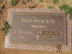 Phillip David Hyde