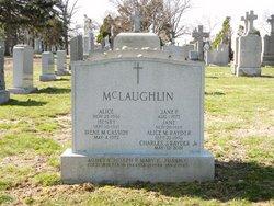 Mrs Alice <i>Tierney</i> McLaughlin