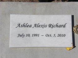 Ashlea Alexis Richard