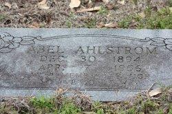 Abel Ahlstrom
