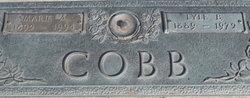 Marie A. <i>Kopp</i> Cobb