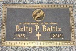 Betty Mel <i>Pettus</i> Battle