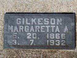 Margaretta Anderson <i>Wilson</i> Gilkeson