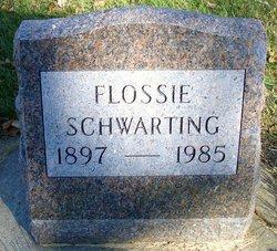 Flossie Belle <i>Wilson</i> Schwarting