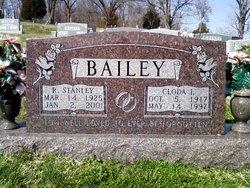 Ralph Stanley Stan Bailey