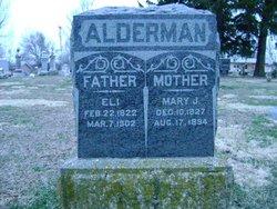 Eli Alderman