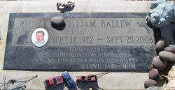 Richard William Rick Ballew