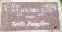 Mary Catherine Cathy Clark