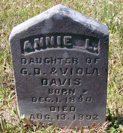 Annie Elizabeth Davis
