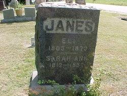 Eli Janes