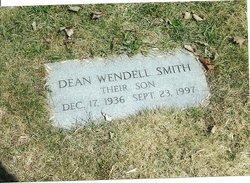 Dean Wendell Smith